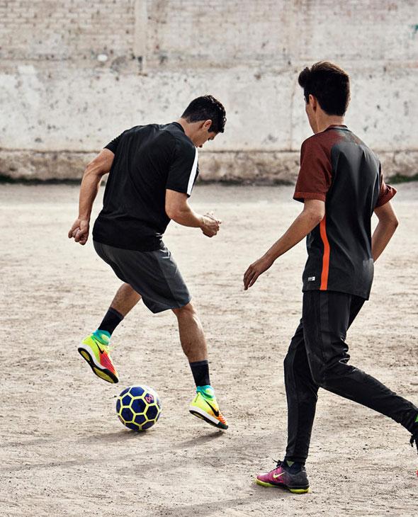 Le football de rue